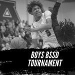 BSSD Boys Basketball Tournament Bracket