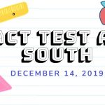 ACT Test Saturday 12/14