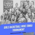 Girls Varsity Basketball Wins Tournament + All Tournament Players