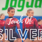 Touch of Silver Competes this Weekend