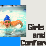 Girls Swim and Dive Conference- Congratulations!
