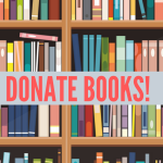 Donate Books to Our Book Drive!