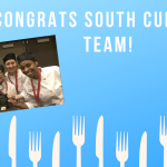 South Culinary Team- Second Place!