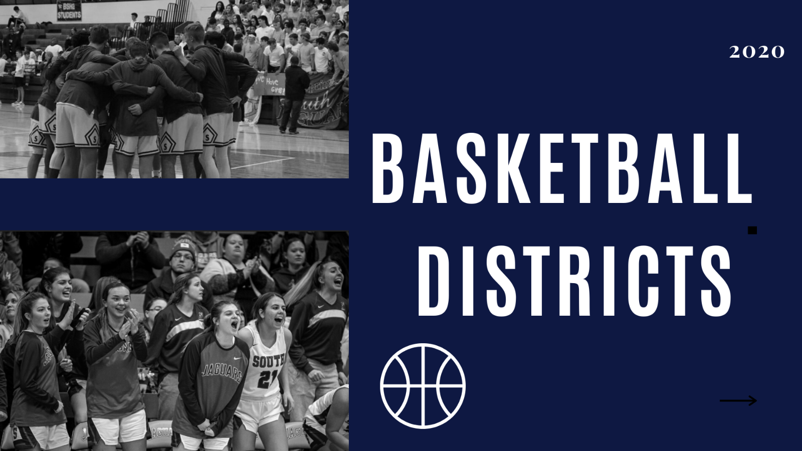 Basketball Districts!