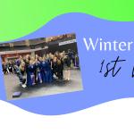 Winter Guard Tulsa Win!