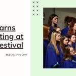 Choir Earns Exemplary Rating!