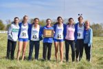 Girls XC Conference Champs