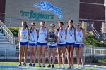 Girls XC Third Place at State