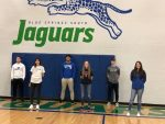 Blue Springs South Signing February Class of 2021