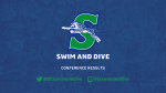 Conference Swim and Dive Results