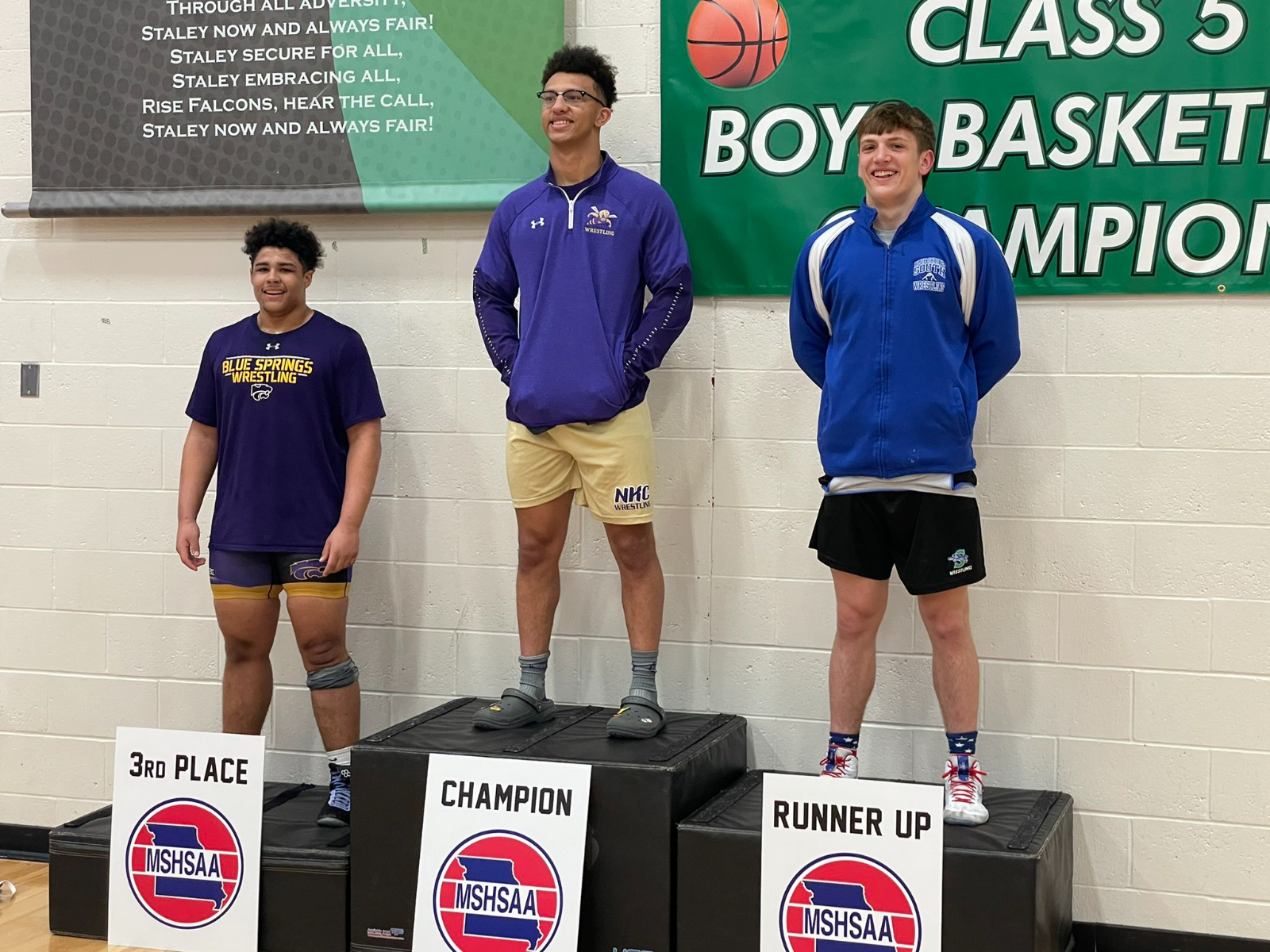 Wrestler, Tommy LaPour, Headed to State