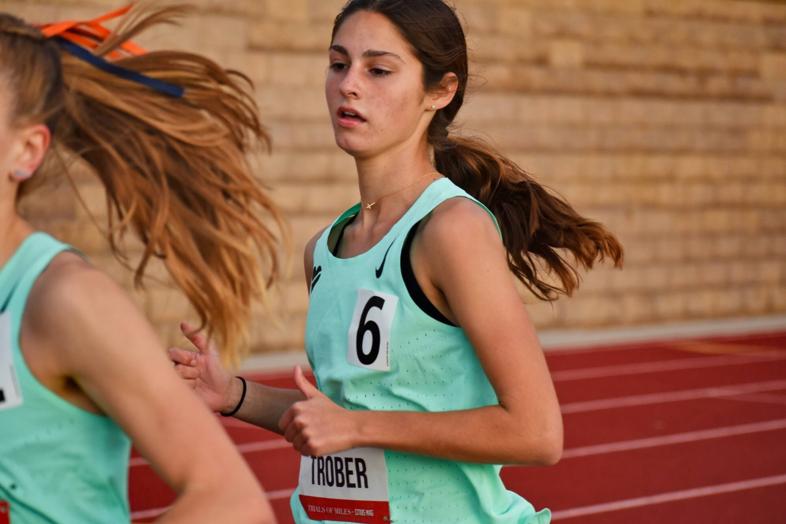 Mya Trober-Fastest Mile in Missouri