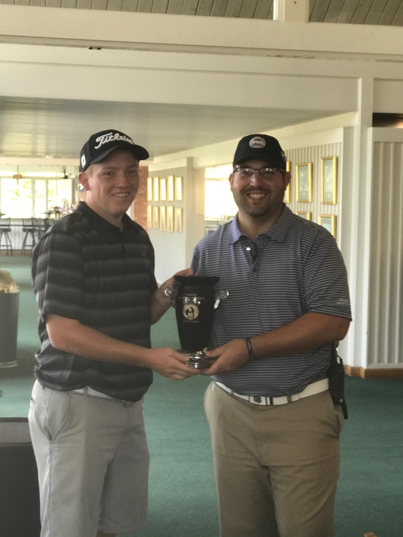 Follow the IHSAA Golf Finals Peyton Snoeberger