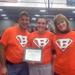 Competitive Cheerleader Awarded Scholarship!