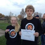 Byron Center Cross Country Represents In OK Conference Meet