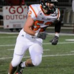 BC's Thomas Geerlings A Gridiron Leader