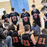 Byron Center High School Boys Freshman Basketball beat Holland Christian High School 45-38