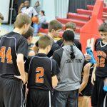 Byron Center High School Boys Freshman Basketball beat Holland Public Schools 45-34