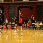 Byron Center High School Girls Varsity Volleyball beat vs Zeeland East HS 3-0