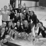 Byron Center High School Girls Varsity Volleyball beat Zeeland East High School 3-2