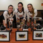 Byron Center High School Girls Varsity Volleyball beat vs Holland Christian HS 3-0