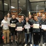 Byron Center Boys Varsity Soccer Earns Academic All-State Honors