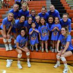 Byron Center Volleyball Sweeps Unity Christian