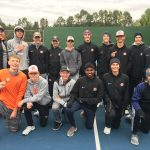 Boys Varsity Tennis advances to Division II State Tournament