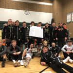 Byron Center Varsity Wrestling takes 1st place at the West Catholic Invite
