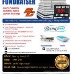 5th Annual Mattress Sale Fundraiser – March 17