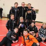 Byron Center Wrestling Districts and Regionals
