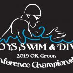 Boys Swim & Dive Hosts OK Green Conference Championship Meet this Weekend