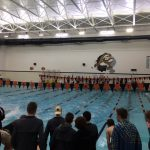 Six Athletes To Represent Byron Center at State Swimming and Diving Championship