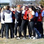 BC Girls Varsity Softball defeats West Catholic 15-1