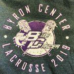 2019 Lacrosse Bite Cancer Game – T-Shirt Sale Information