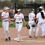 Girls Varsity Softball beats Holland Christian 15 – 0 in Game 1