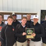 Boys Junior Varsity Golf finishes 1st place at TK Invitational