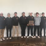 Byron Center boy's golf wins OK Green Conference title