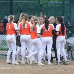 Girls Varsity Softball beats Hudsonville 4 – 3