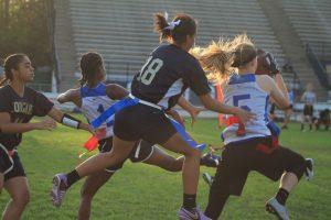 Jv Flag Football vs. West Orange 3-16-16