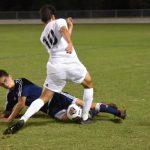 V M Soccer v Forest Lake Academy 11-13-17