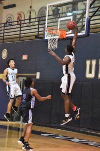 Varsity Boys Basketball vs Timber Creek 1-17-18