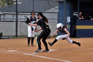 Girls JV Softball vs Bishop Moore 2-15-18