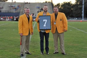 UHS Hall of Fame/Jersey Retirement Ceremonies