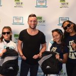 Cheerleaders on the Radio! (XL and 101.9 Radio)