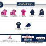 Athletics Shop (PINKTOBER for BCA) NOW OPEN!