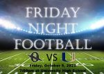 Friday Night Football!  Watch the Live Stream Tonight Versus Olympia