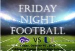 Friday Night Football!  Watch the UHS vs Timber Creek Livestream Tonight
