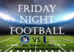 Friday Night Football!  Watch the Live Stream Tonight Versus Hagerty