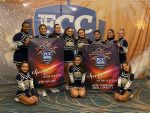 Cheer Takes 1st Place at FCC Nationals